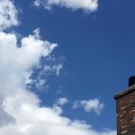 clouds chimney