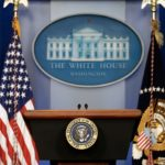 white house podium copy