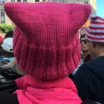 beth gunn pink pussy hat